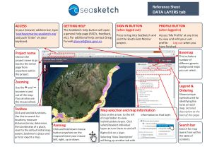 SeaSketch Mapping